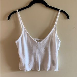 Urban Outfitters T Lettuce-Edge Cami